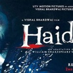 Haider Review and Box office collections