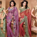 Tips to Select a Saree to Suit your Body Shape
