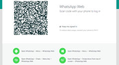 WhatsApp Released for Web